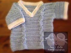 V Neck Short Sleeve Sweater