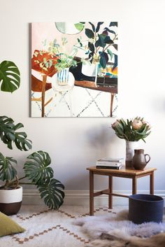 """Work by Elizabeth Barnett as part of her """"Interiors"""" Collection - launching at…"""