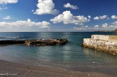 Portwrinkle harbour, Cornwall