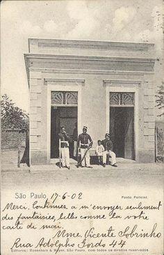 Brazil Sao Paulo Posto Policial | eBay