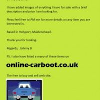 Online-carboot.co.uk – Maidenhead – Berkshire – Businesses & Services | Online Car Boot Sale UK