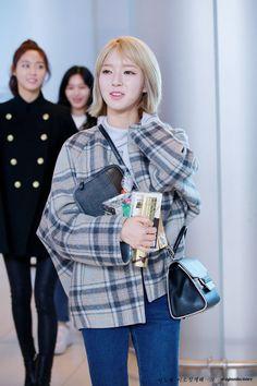 161111 김포-제주 (초아) :: 어느새 미소짓게해