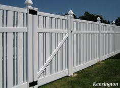 semi-privacy-5 Lattice Top, Privacy Fences, Plank, Garage Doors, Deck, Patio, Outdoor Decor, Home Decor, Decoration Home