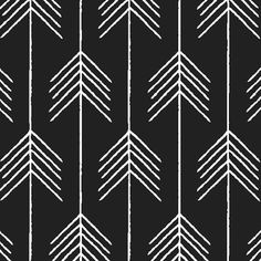 Hawthorne Threads - Etched - Vanes in Onyx