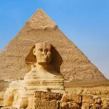 Ägypten Sphinx Pyramide