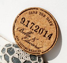 Rustic wedding save the dates cork save the by CorkCountryCottage
