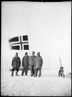 Amundsen South Pole