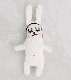 Velvet Rabbit - Small Easter Bunny -