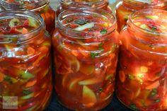 Backyard, Jar, Stuffed Peppers, Vegetables, Food, Canning, Salads, Patio, Stuffed Pepper