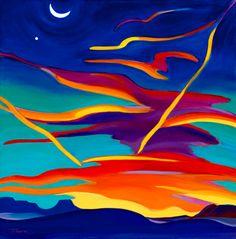 """Wild Sky"" - Tracy Turner"