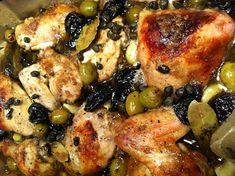 Evas Køkken: Kylling Marbella
