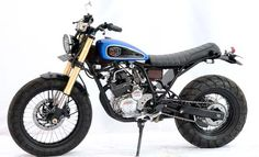 Motorcycle Design Concept Cars 25 Ideas For 2019 Yamaha Tw200, Honda Scrambler, Scrambler Motorcycle, Scrambler Custom, Tracker Motorcycle, Motorcycle Art, Motorcycle Design, Classic Motorcycle, Motorcycle Adventure