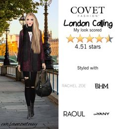 London Calling @covetfashion #covet #covetfashion #covetfashionapp #fashion #covetfall2015 #fall2015 #womensfashion #londoncalling #frye #dl1961 #RAOUL #Oryany #RachelZoe