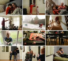 A Day in the Life Video. Documentary Family Photography and Films