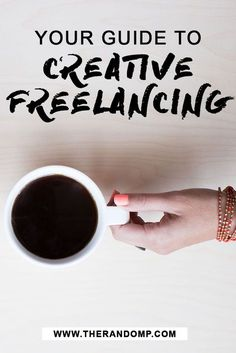 How to start your own creative freelancing business? http://therandomp.com/blog/how-to-start-freelancing