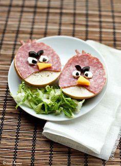 Võileib ei pea mitte igav olema, siin siis valik erinevaid võikusid. Allikas ...