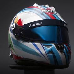 "641 Likes, 9 Comments - JMD Jens Munser Designs (@jmd_helmets) on Instagram: ""Win Felipe Massa's 2017 Belgian GP helmet. Details in Felipe's post. #JoyOfRacing Design by El…"""