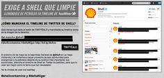 shell_chapapote_twitter2    Chapapote en el twitter de Shell!!