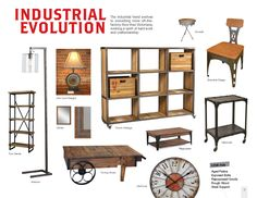 Trend: Industrial Evolution #hpmkt
