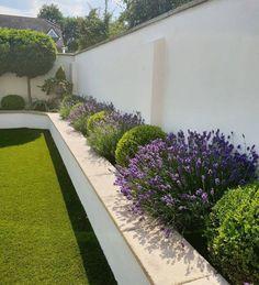 Attractive Backyard Garden Landscaping Design Ideas For Small Garden 39 Back Gardens, Small Gardens, Outdoor Gardens, City Gardens, Modern Gardens, Landscaping Shrubs, Small Backyard Landscaping, Landscaping Ideas, Small Patio
