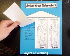 ancient Greek philosophers page