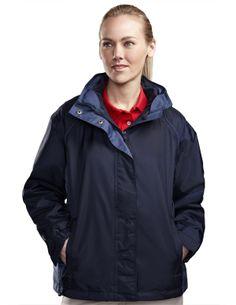Tri-Mountain Men/'s Nylon Waterproof Full Zip Outerwear Hooded Shell Jacket 7950