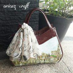 Crafts, Bags, Fashion, Handbags, Moda, Manualidades, Fashion Styles, Handmade Crafts, Craft