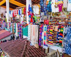 The unmatched Rio Cuale Municipal Market — Puerto Vallarta.