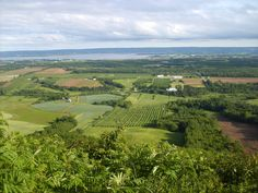 On a look off overlooking the valley in Nova Scotia Annapolis Valley, In The Beginning God, Personal Photo, Nova Scotia, Beautiful Pictures, Heaven, Canada, Earth, River
