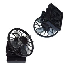 Solar Energy Powered Clip-on Mini Fan - http://www.yourglt.com/solar-energy-powered-clip-on-mini-fan/?utm_source=PN&utm_medium=http%3A%2F%2Fwww.pinterest.com%2Fpin%2F368450813235896433&utm_campaign=SNAP%2Bfrom%2BGreening+Your+Home