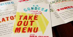 La Condesa Comida y Tequila - Strohl—Brand Identity, Packaging & Trademark Design