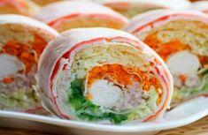 ТОП-20 самых вкусных и оригинальных начинок для лаваша – лучшая закуска на столе! - Ok'ейно.plus