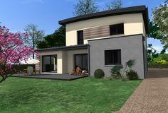 GAB constructeur, votre partenaire pour la Construction de votre Maison à étage en Bretagne