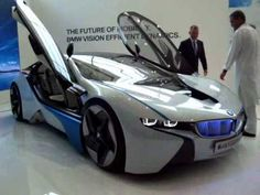 BMW Vision EfficientDynamics...    Visit us: www.bavarianperformancegroup.com