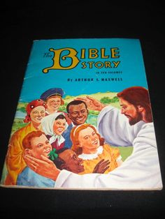 THE BIBLE STORY IN TEM VOLUMES (1957)