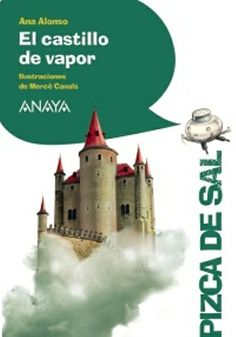 Enid, la princesa maga del reino de Occam, quiere encontrar una forma de convertir el castillo real en un «palacio móvil». Para ello, tendrá que viajar con su amigo Bert al mundo de los humanos, donde vive un viejo mago de Occam reconvertido en científico que les revelará los secretos de la ciencia... http://www.pizcadesal.es/wp-content/uploads/2013/04/El_castillo_de_vapor_fichas.pdf http://rabel.jcyl.es/cgi-bin/abnetopac?SUBC=BPSO&ACC=DOSEARCH&xsqf99=1450414