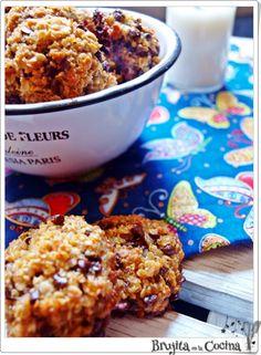 ¡La de usos que le podemos dar en la cocina a la quinoa! Por ejemplo, puedes preparar estas galletas que recomiendan desde el blog BRUJITA EN LA COCINA.