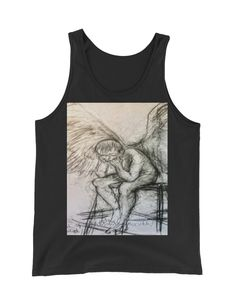 Buy unique print-on-demand products from independent artists worldwide or sell your own designs at the drop of an image! Online Printing, Tank Man, Tank Tops, Stuff To Buy, Image, Design, Women, Fashion, Moda