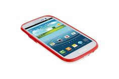 Transparent Bumper Frame Over mold Hybrid Cases for Samsung Galaxy S3 | Lagoo Tech