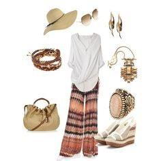 Hippie beach wear...need a beach vacation soon!
