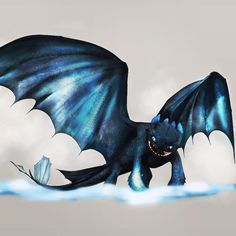 Toothless ^.^ <3