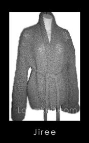 loom knitting ideas | loom knitting sweater pattern knit with bernat soft boucle from Wists