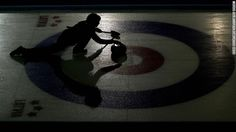 Why Curling Stones curl. There is more science behind the world of curling than first meets the eye, a sport that may be played out on a rink of 30 meters in length . Curling Stone, Curls, Stones, Science, Eye, Sport, Rock, Deporte, Rocks