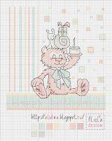 Мои творилки *** Aliolka design: Продолжение дня рождения медвежонка!