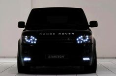 RR LR all black
