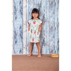 Οργανικό Φόρεμα -  Litschi & Mang Cau