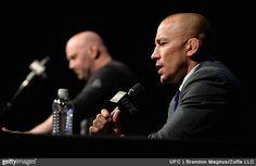 Georges St-Pierre w swoim powrocie do Oktagonu zawalczy o tytuł wagi półśredniej  |  FIGHT24.PL - MMA i K-1, UFC