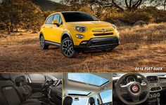 This is the new #FIAT #500X. Some have said the exterior is similar to that of an #Audi #SUV. We won't disagree.