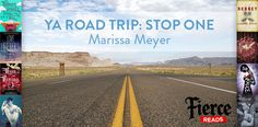 YA Road Trip: Marissa Meyer Talks About Touring With Fierce Reads http://www.bookish.com/articles/marissa-meyer-talks-fierce-reads-and-her-ya-road-trip