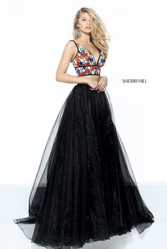 Normans Bridal offers the best selection of designer prom gowns in all sizes and all sizes just for you!